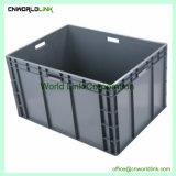 O volume de negócios da UE Grades 20L empilháveis Caixa sacola plástica durável de armazenamento