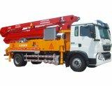 Bomba de Concreto Truck-Mounted de alta qualidade para venda com marcação CE e ISO9001