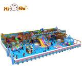 Heureux les enfants pour la vente de terrain de jeux de divertissement