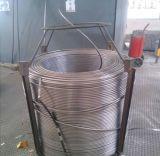 Casi de alambre con núcleo -Alta Calidad para la refinación en cuchara