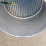 Непрерывным добро воды PVC шлица обернутое проводом экранирует поставщика Китая