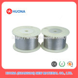 Nicromio resistencia estable de 80 a 20 Cr30ni70/Cr15ni60 /CR20ni el cable de calentamiento eléctrico35