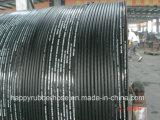 R2/2sn 2の鋼線のブレードの高圧ホースの油圧ゴム製ホースオイル管