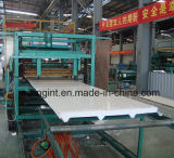 EPS Cement Sandwich Wall e Roof Panel Line Line