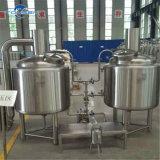 De brouwerij van 400 L kan Allerlei Bier brouwen