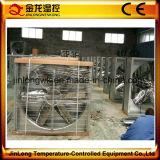 Ventilateur industriel de mur de Jinlong 1380mm avec le moteur monophasé