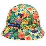 (LB15031) Chapéu da cubeta da cópia de Fahison para a menina
