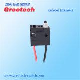 Impermeabilizzare il mini micro interruttore della trasparenza con i certificati del Ce ENEC