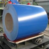 La couleur d'acier galvanisé prélaqué couché rouleau PPGI bobine