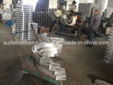 Sud 200мм HDPE трубы гидравлический стыковой сварки Fusion машины
