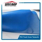 Una luz azul de los 900 gramos de tejido lona de remolque de PVC de Panamá