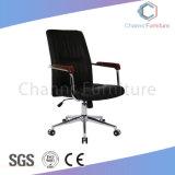 Presidenza esecutiva di cuoio dell'unità di elaborazione dell'ufficio di alta qualità con il braccio di legno solido (CAS-EC1829)