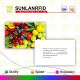 Cartes à puce d'IDENTIFICATION RF de Sunlanrfid avec la puce de Nfc