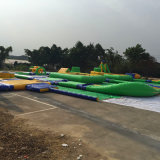 Гигантские надувные водный парк в для использования вне помещений