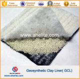 Barreiras geossintéticas camisas de argila 4,5kg/m2 para projetos de aterro ou lago artificial