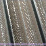 L'assicella della nervatura/assicella in espansione del metallo/su Ribbed la cassaforma per costruzione
