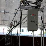 Selbststeuerbewegliches Sprenger-System für Gewächshaus