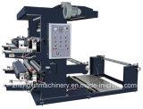 Печатная машина Letterpress 2 цветов для ткани Non сплетенного Zxh-C21200