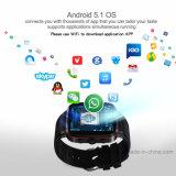 3G GPS intelligente Telefon-Uhr mit Bluetooth und Kamera N8