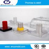 Piezas de plástico transparente para el alquiler de molde