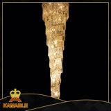 Hotel-Projekt-Kristallleuchter-dekorative Lampe (Ka866)