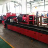 machine de découpage de pipe en métal de fibre d'acier inoxydable de 0.1-8mm