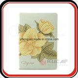 Impresión a todo color de suministros de oficina tamaño A5 PU Note Book