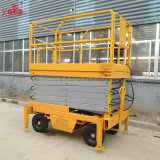 500kg elevator Table mobile Electric Scissor elevator Platform