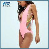 Bikini maturo sexy di modo delle donne di nuovo disegno del commercio all'ingrosso 2017