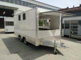 Caravana do alimento, caminhão de cozinha, restauração, loja, oficina móvel, escritório, reboque da qualidade