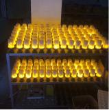 SMD2835 99PCS Flickerigの炎ランプの/LEDの球根の明滅