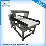 Tiefkühlkost, die Metalldetektor-Hersteller aufbereitet