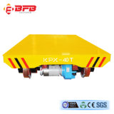 120t Heavy Cargo Transportation Rail Transfer Trolleys