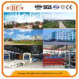 Macchina per fabbricare i mattoni automatica del cemento, blocchetto vuoto concreto del lastricatore che fa macchina (Qt6-15D)