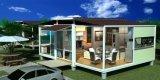 Het Huis van de container met Veranda