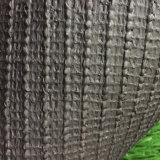 18mm 14700枚の密度Leop105中国の金製造者の景色の人工的な草の敷物