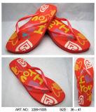 Тапочки человека девушки Flop Flip тапочки пляжа PE/EVA/Rubber