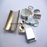 Permanente Magneten van het Neodymium van de douane de Grootte Gesinterde