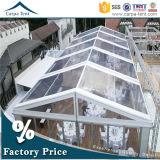 barraca transparente resistente Wedding do casamento da flama do dossel do teto de 15m*30m