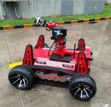 Robot durevole di lotta contro l'incendio di telecomando