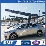 De gemakkelijke en Snelle Geïnstalleerded Opzettende ZonneSteun van het Systeem Carport