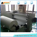 Maxi papier de roulis automatique fendant et prix de machine de rebobinage