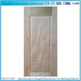 内部ドアのための薄板にされたHDF MDFのドアの皮