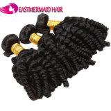 Естественные бразильские волосы девственницы Fumi выдвижения волос