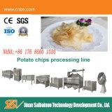 Installatie van de Productie van de Chips van Ce de Standaard Halfautomatische Verse