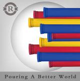 La Chine usine Pompe à béton tuyau à paroi double/simple