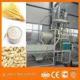 Máquina del molino harinero de trigo de la mini planta del bajo costo pequeña