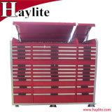 Шкафы вагонетки тяжелого станка с двигателем большой мощности металла порошка Qingdao Coated с инструментами