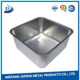 Раковина глубинной вытяжки нержавеющей стали для пользы кухни