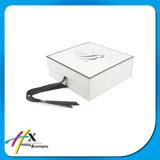 Caja de papel de cartón rígido de 2 mm de greyboard caja rígida